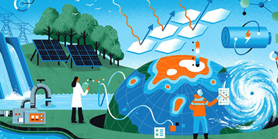 Conversations on Sustainability: A Smarter Electricity Grid