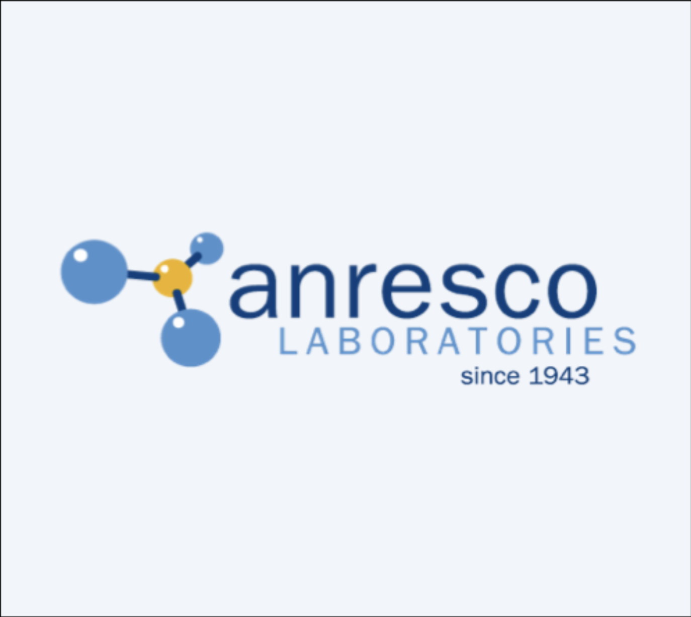Anresco Laboratories logo