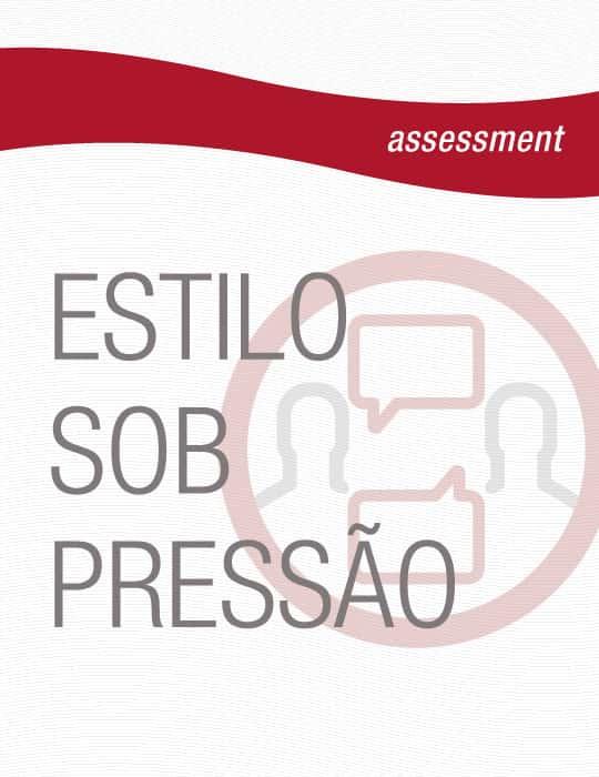 Assessment Estilo Sob Pressão
