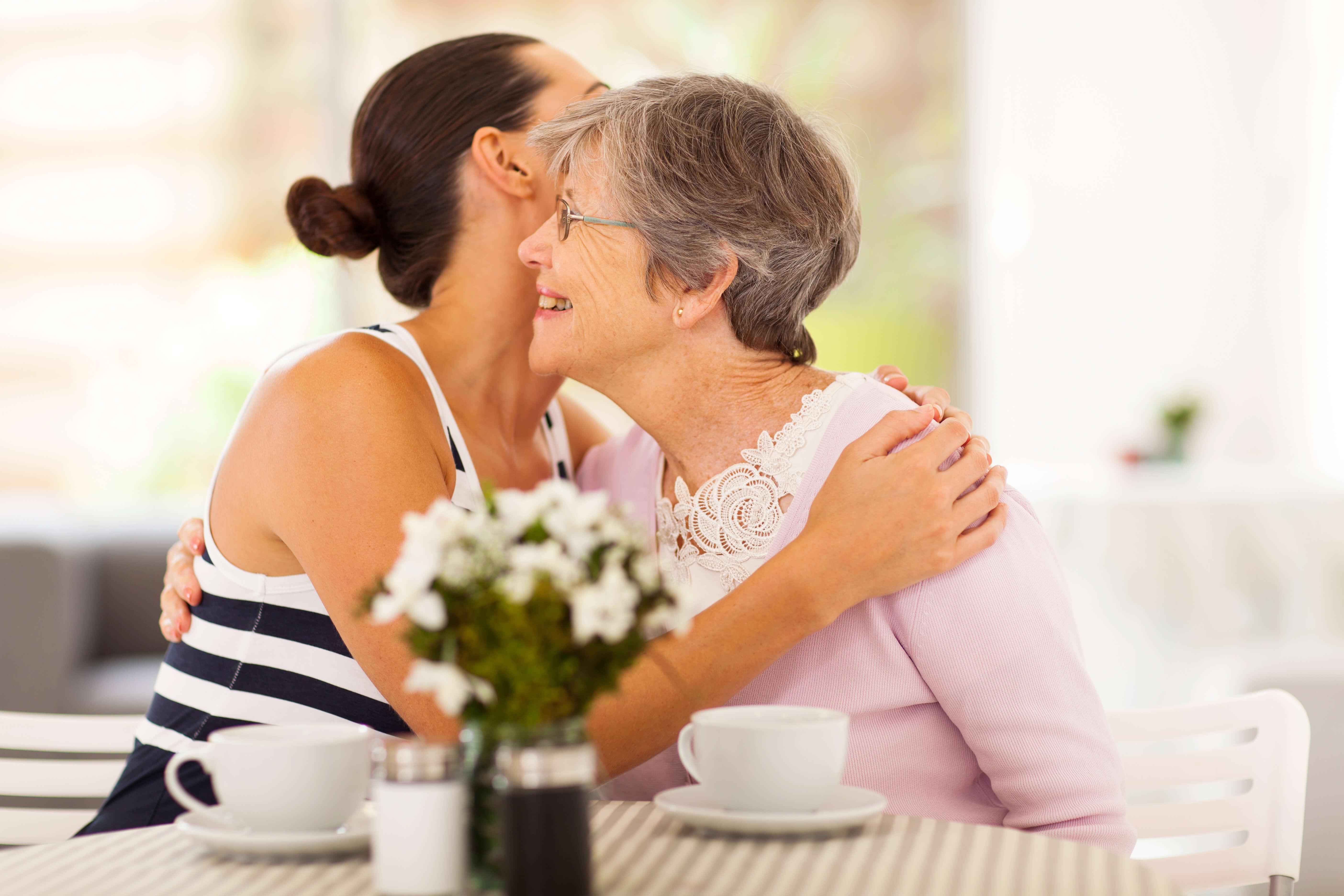 Having An Older Mom Has Influenced Me In My Motherhood
