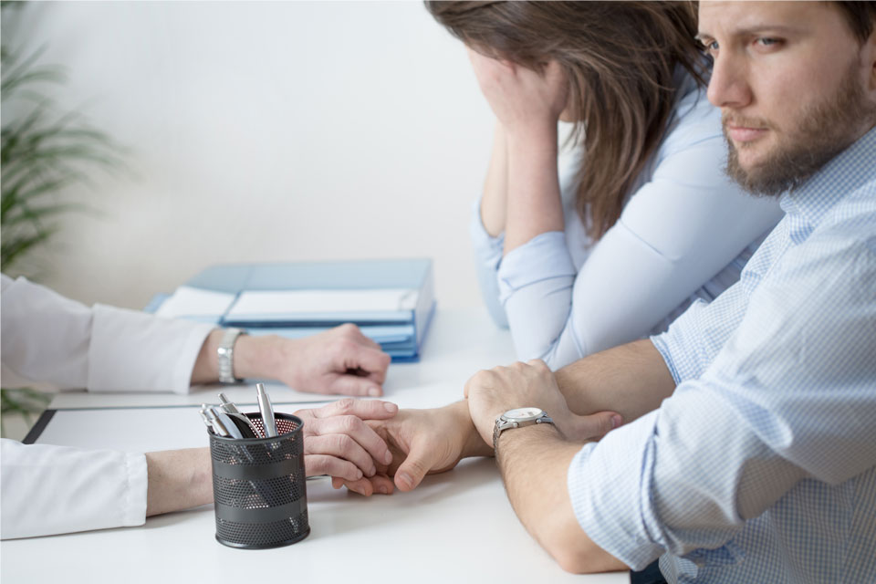Coping With Infertility: Consider Counseling