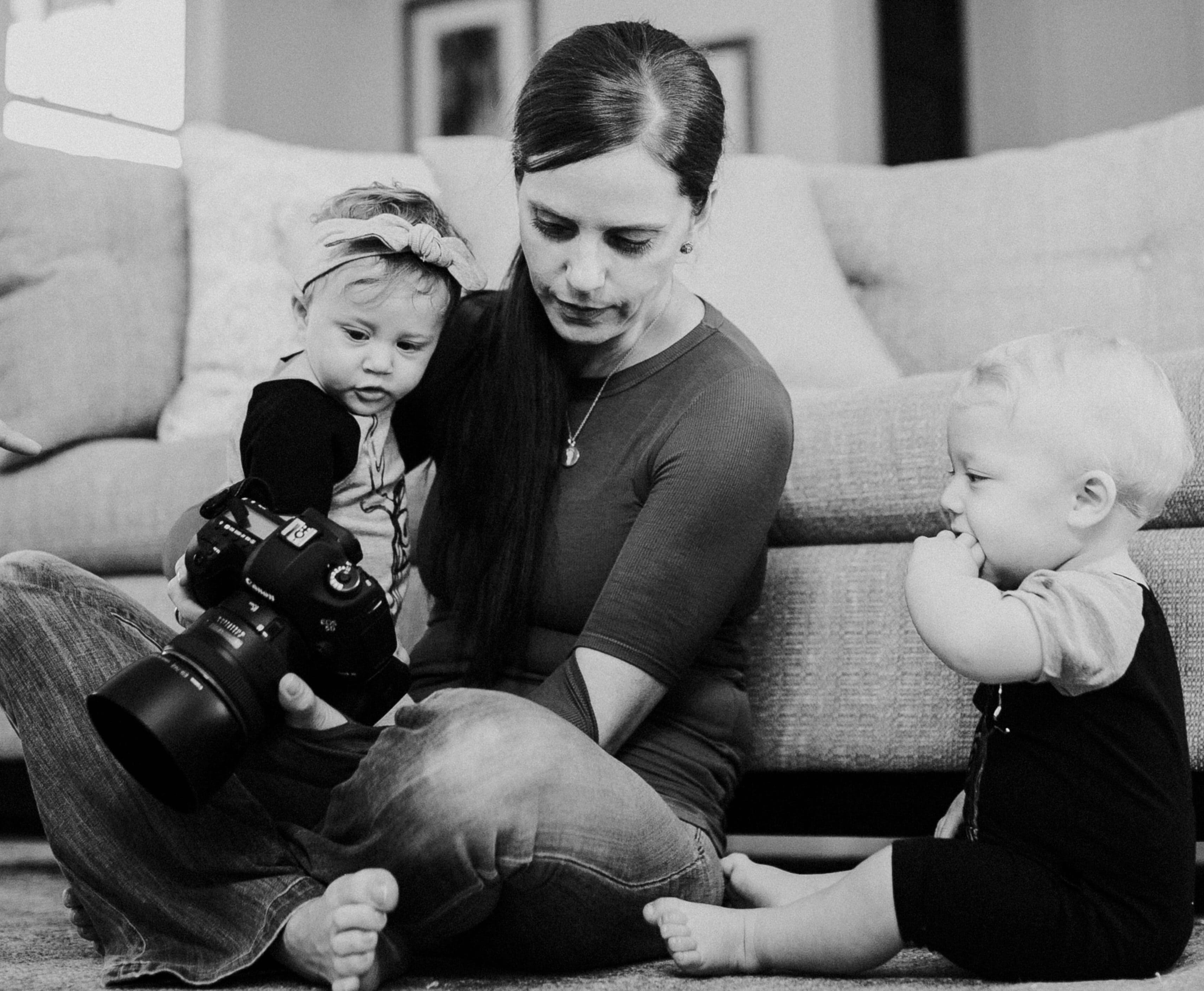 Reflecting On My First Year Of Motherhood At Age 44