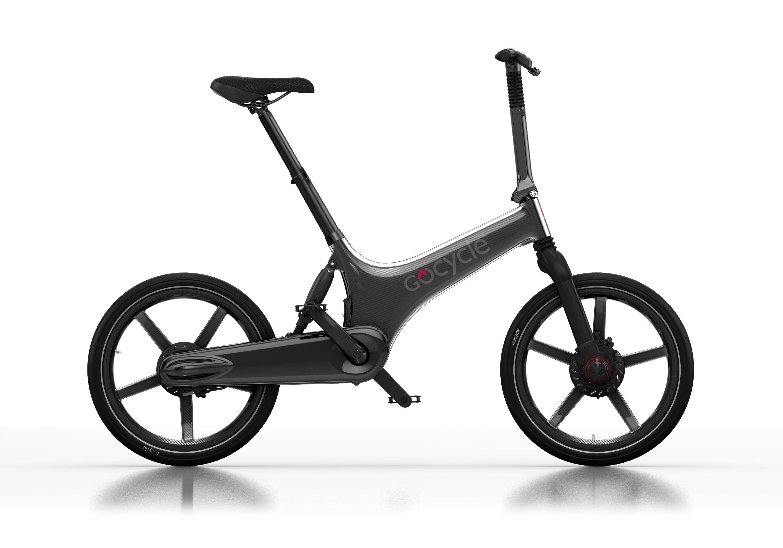Gocycle G3+ vélo électrique pliable