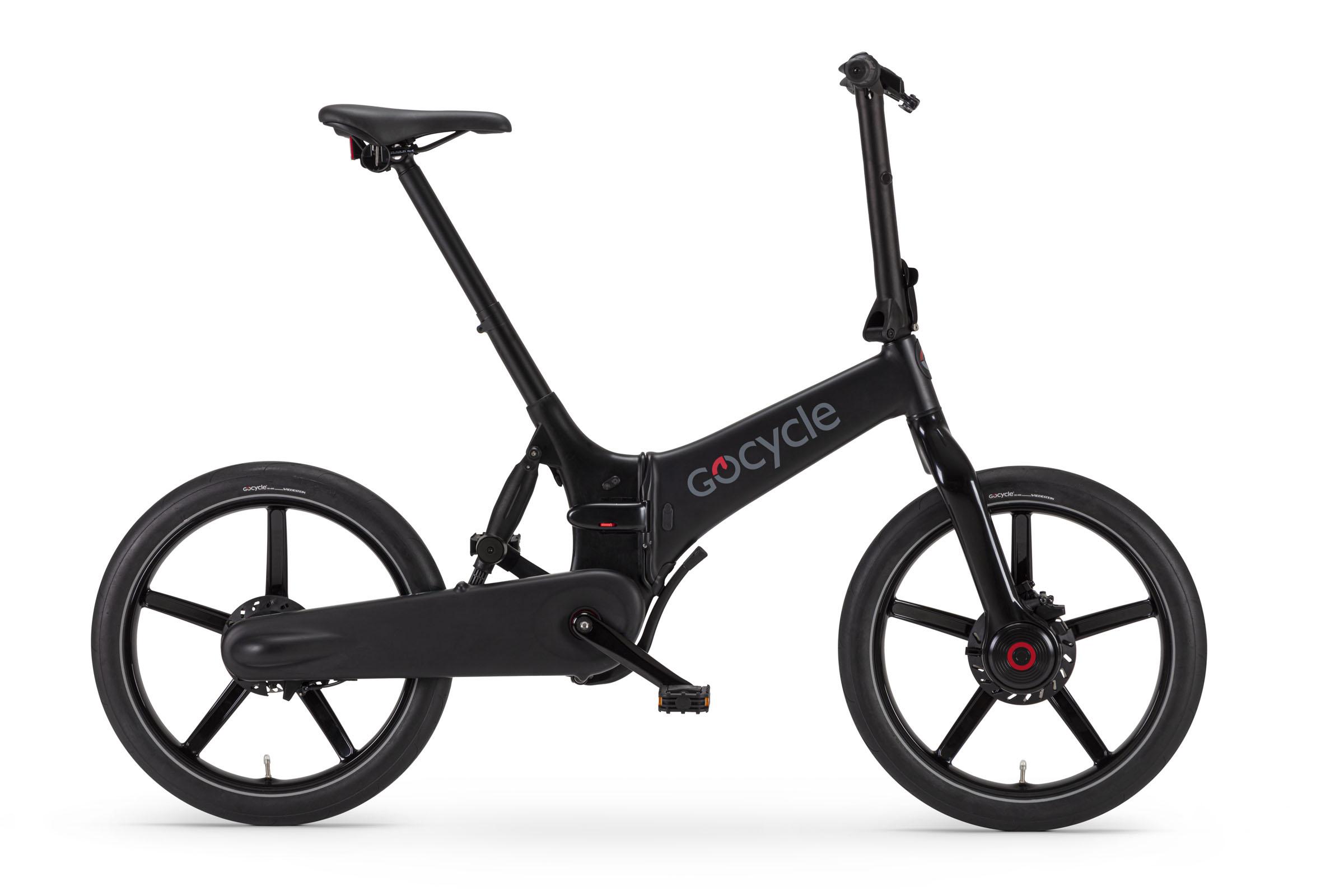 Gocycle G4 vélo électrique pliant