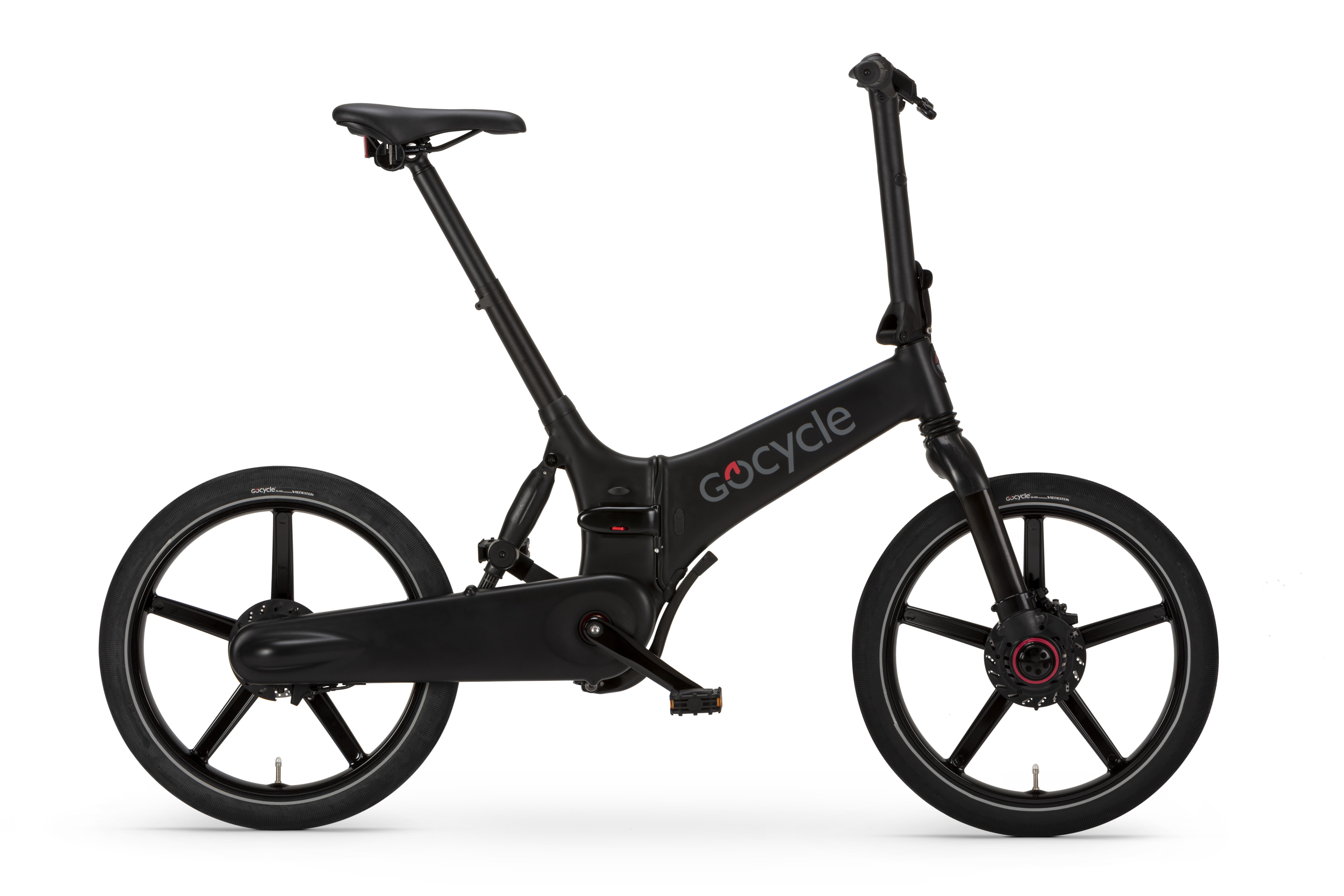 Gocycle GX vélo électrique pliant