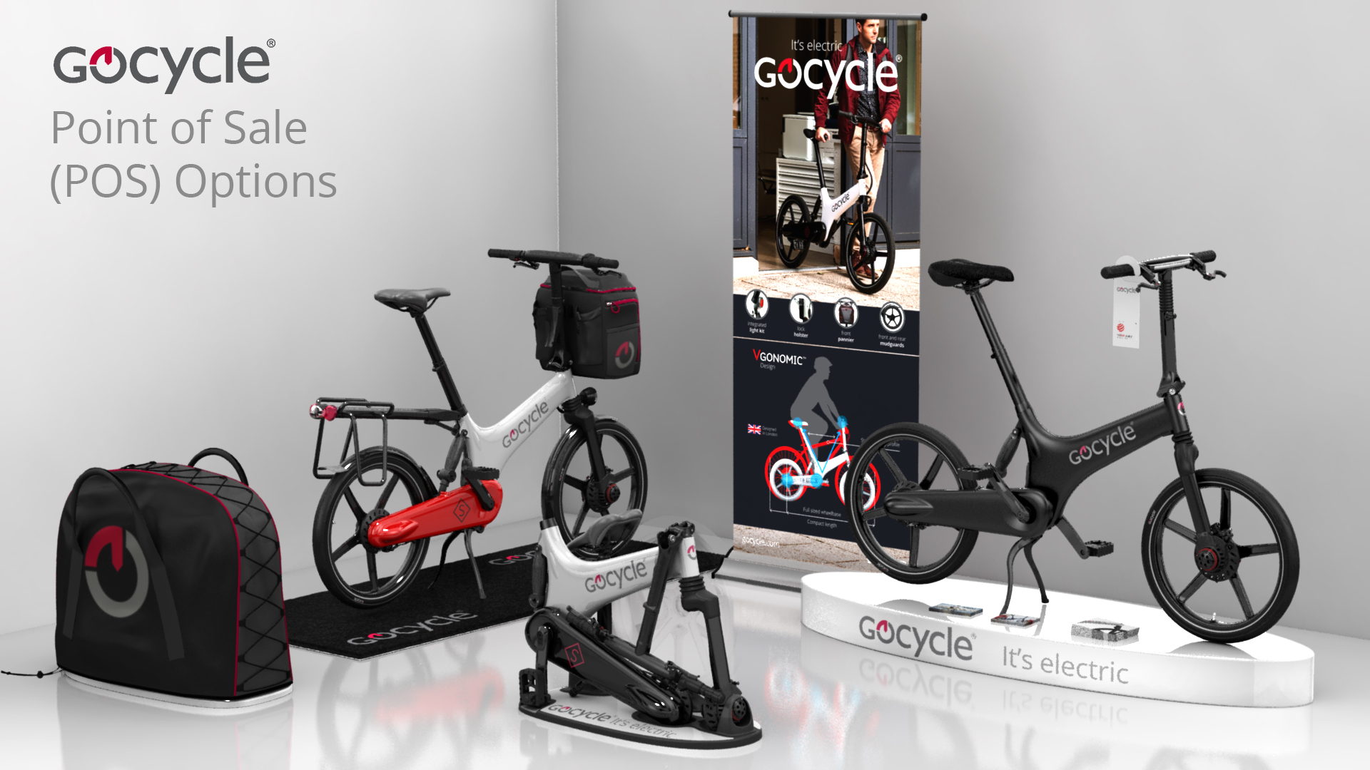 All about Gocycle
