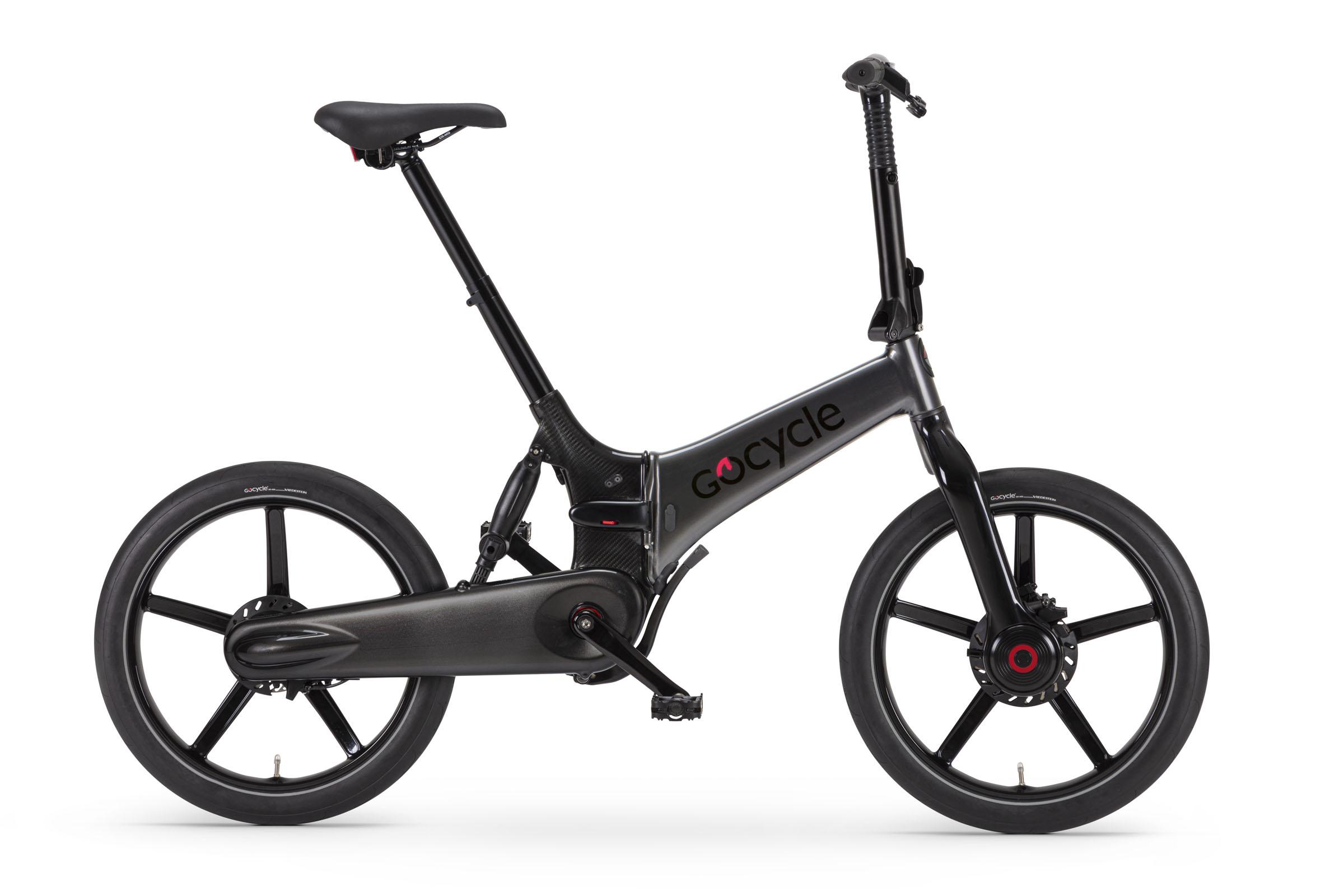 Gocycle G4i vélo électrique pliant enfolding bike