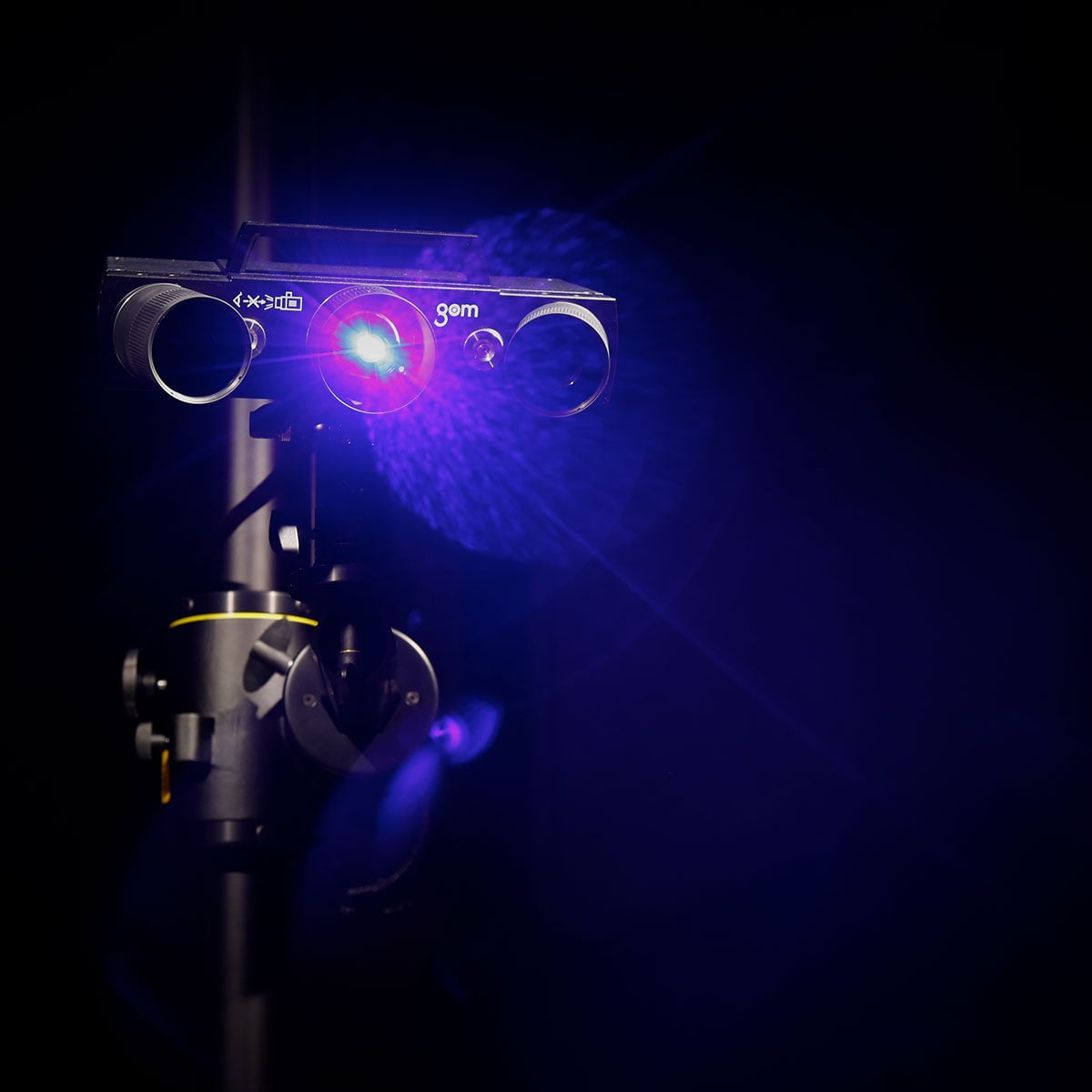 Blue light inspection, 3d scanning