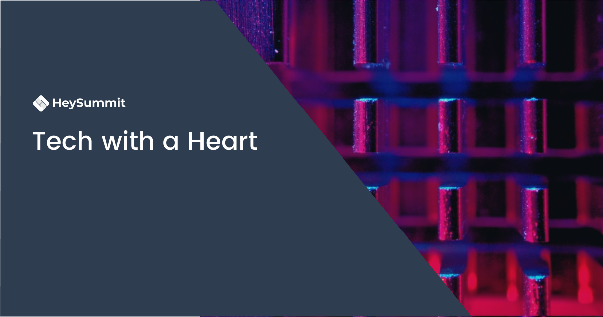 Tech with a Heart