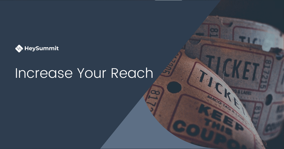 Increase Your Reach by Harnessing the Power of Tickets, Coupons, Offers and Bundles