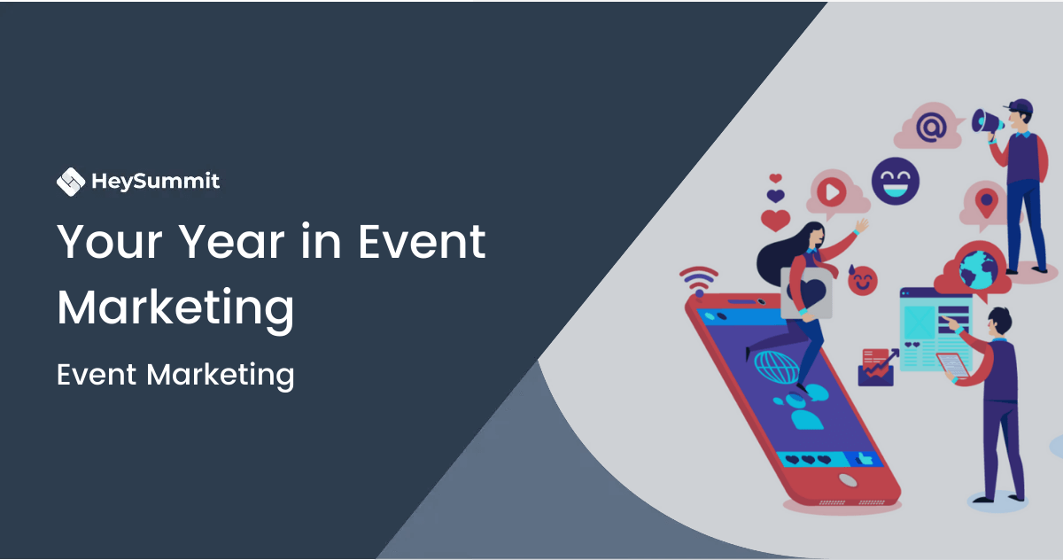 Your Year in Event Marketing
