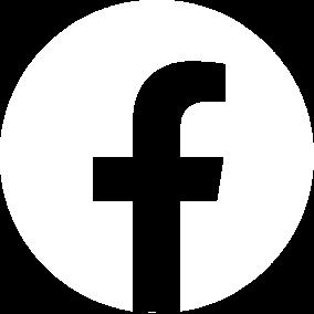 Facebook logo til Øresound Festival - hvid