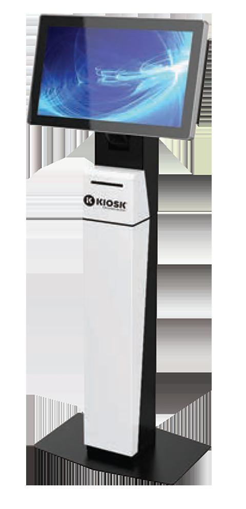 Posiflex - Apex 21.5 Inch Pedestal Display