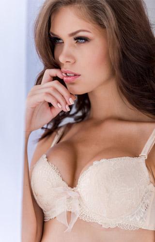 Breast augmentation model 01, Inigo Cosmetic