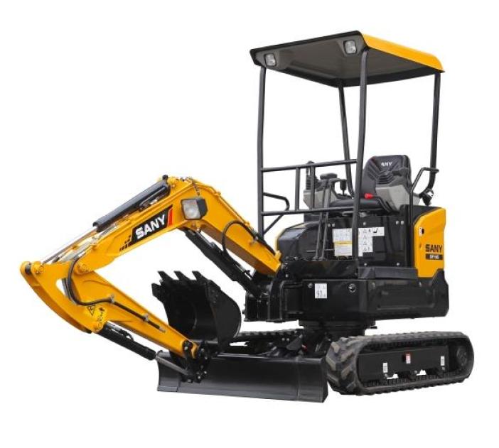 SY16C Excavator