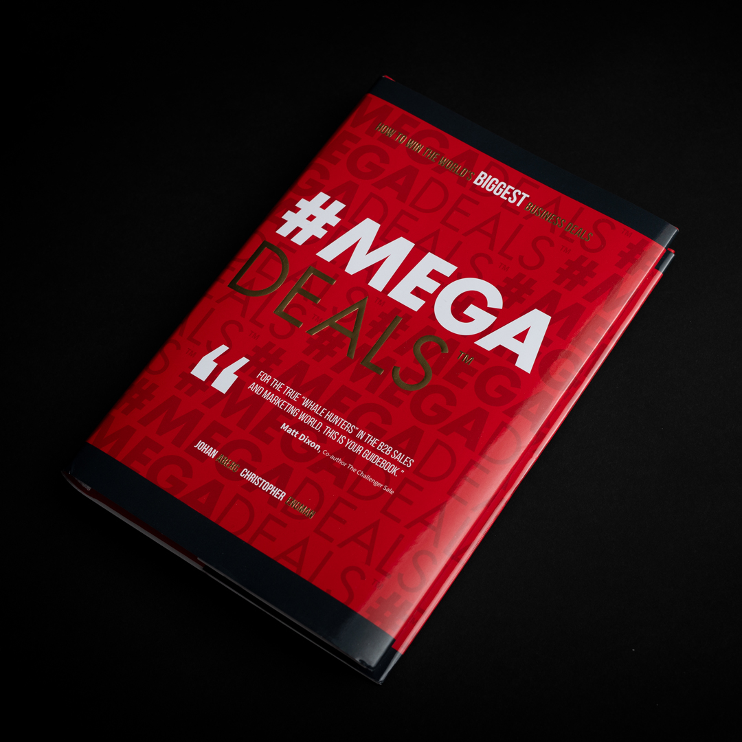 The megadeals book as photogenic picture