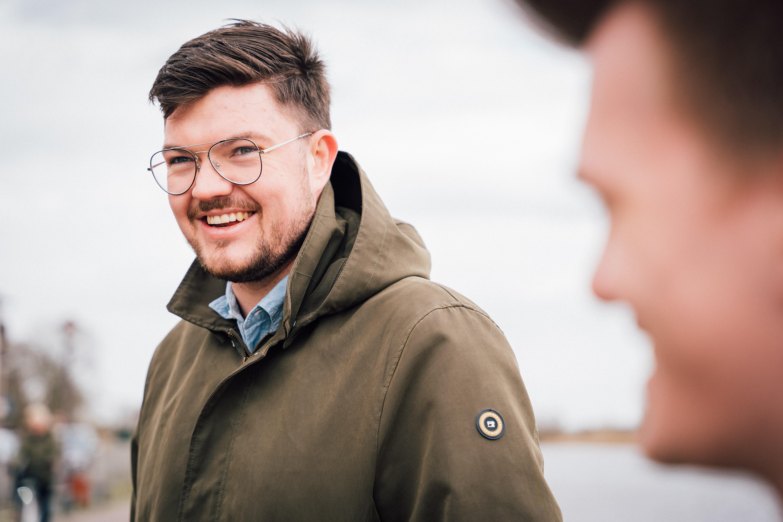 Als Generalsekretär der FPA ist Fabian zuständig für den Wahlkampf in Mecklenburg-Vorpommern.