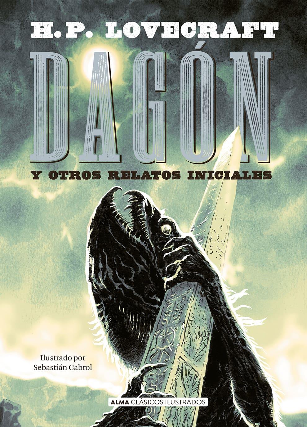 Dagon y otros cuentos macabros