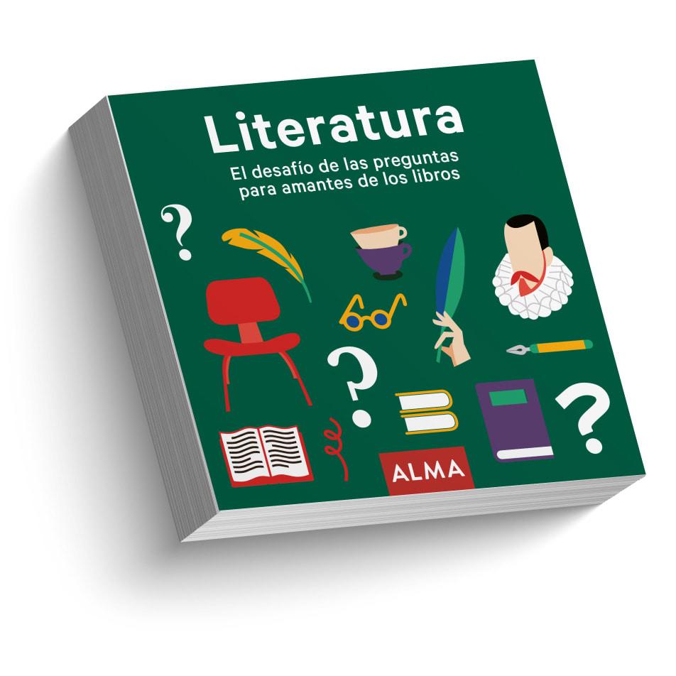 Literatura. El desafío de las preguntas para amantes de los libros