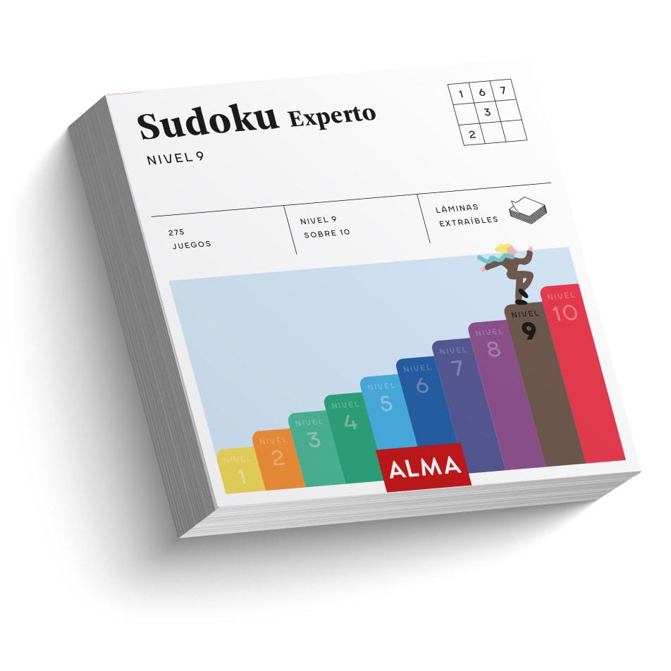 Sudoku Experto. Nivel 9