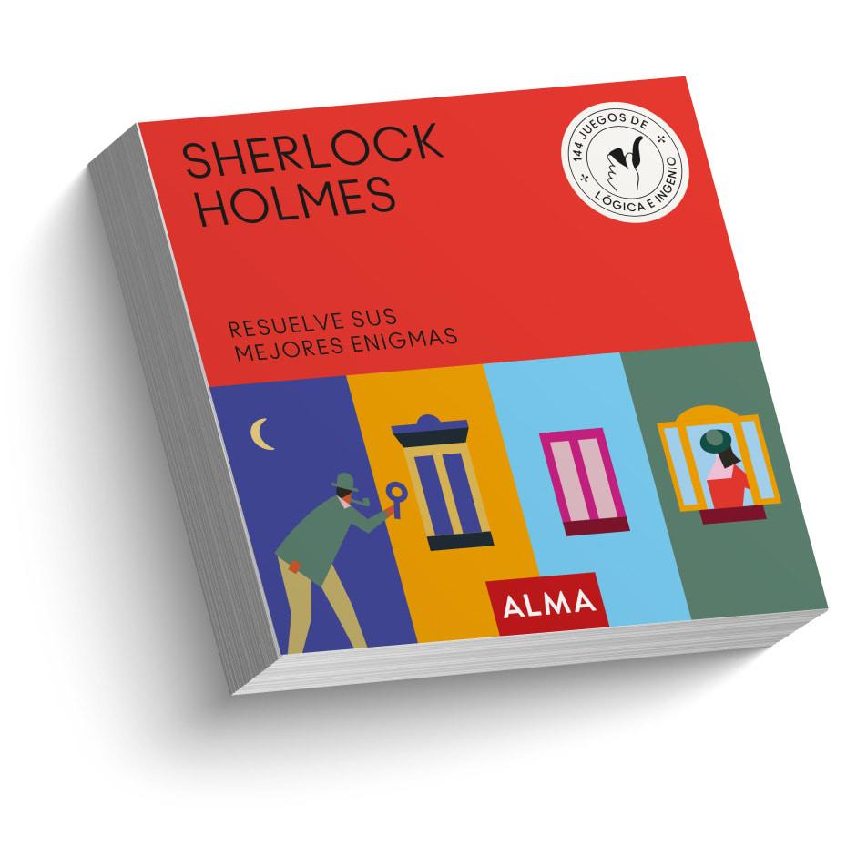 Sherlock Holmes. Resuelve sus mejores enigmas