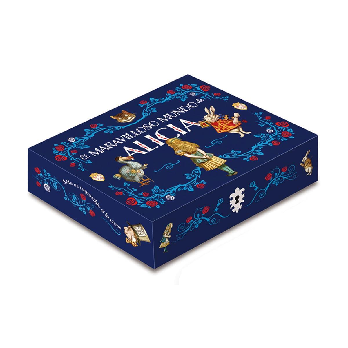 Caja regalo: El maravilloso mundo de Alicia