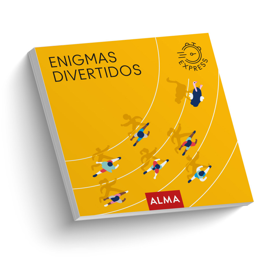 Enigmas divertidos express