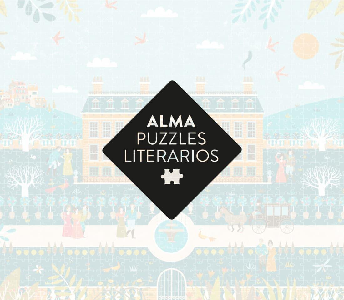 Alma Puzzles Literarios