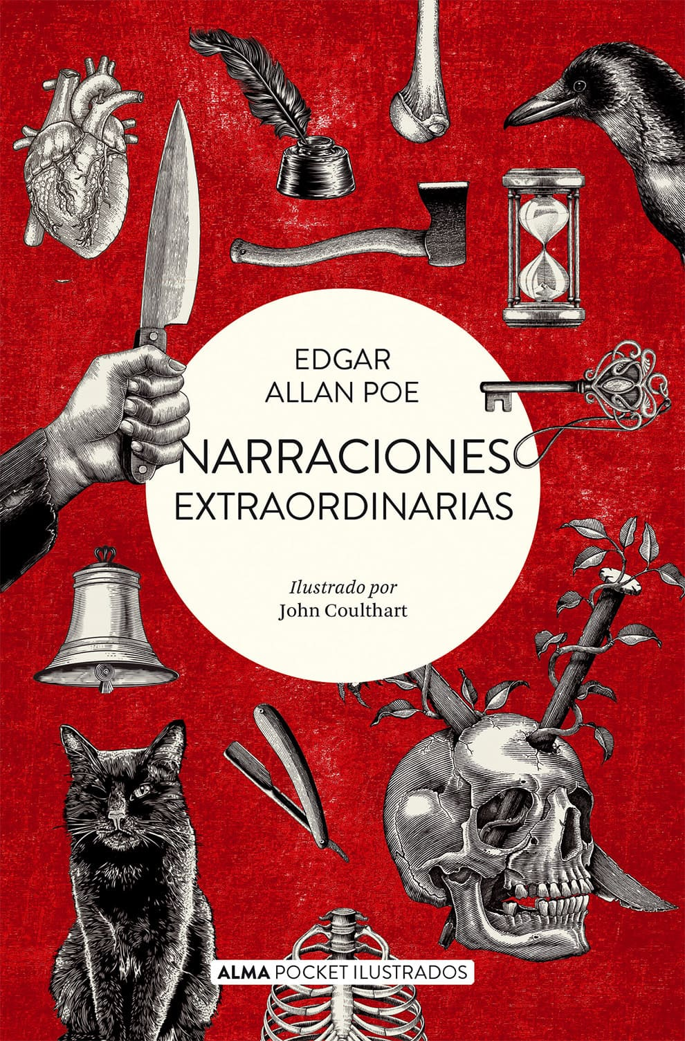 Narraciones extraordinarias (Pocket)
