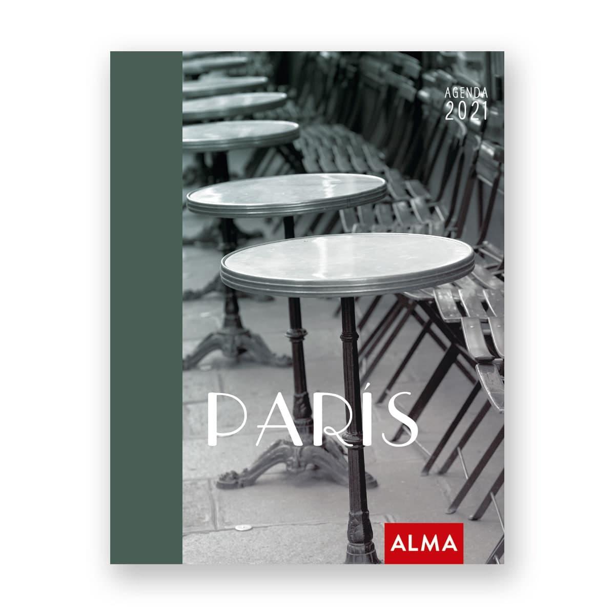 Agenda Paris 2021