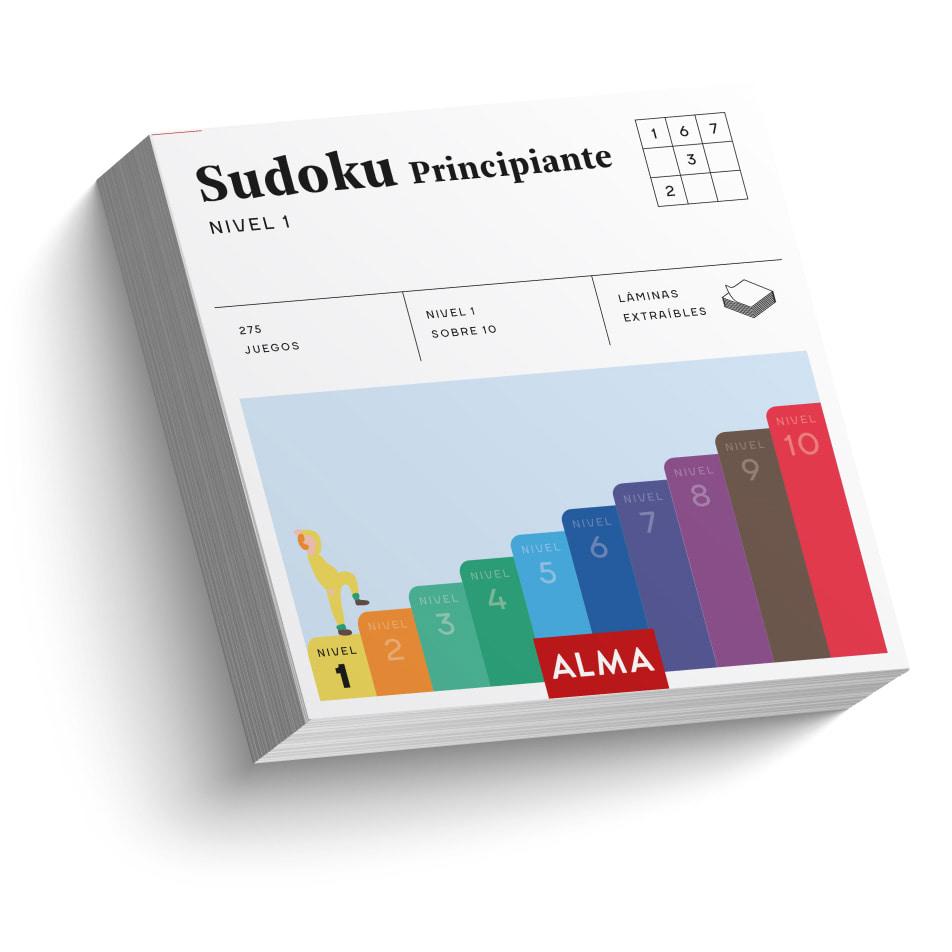Sudoku Principiante. Nivel 1