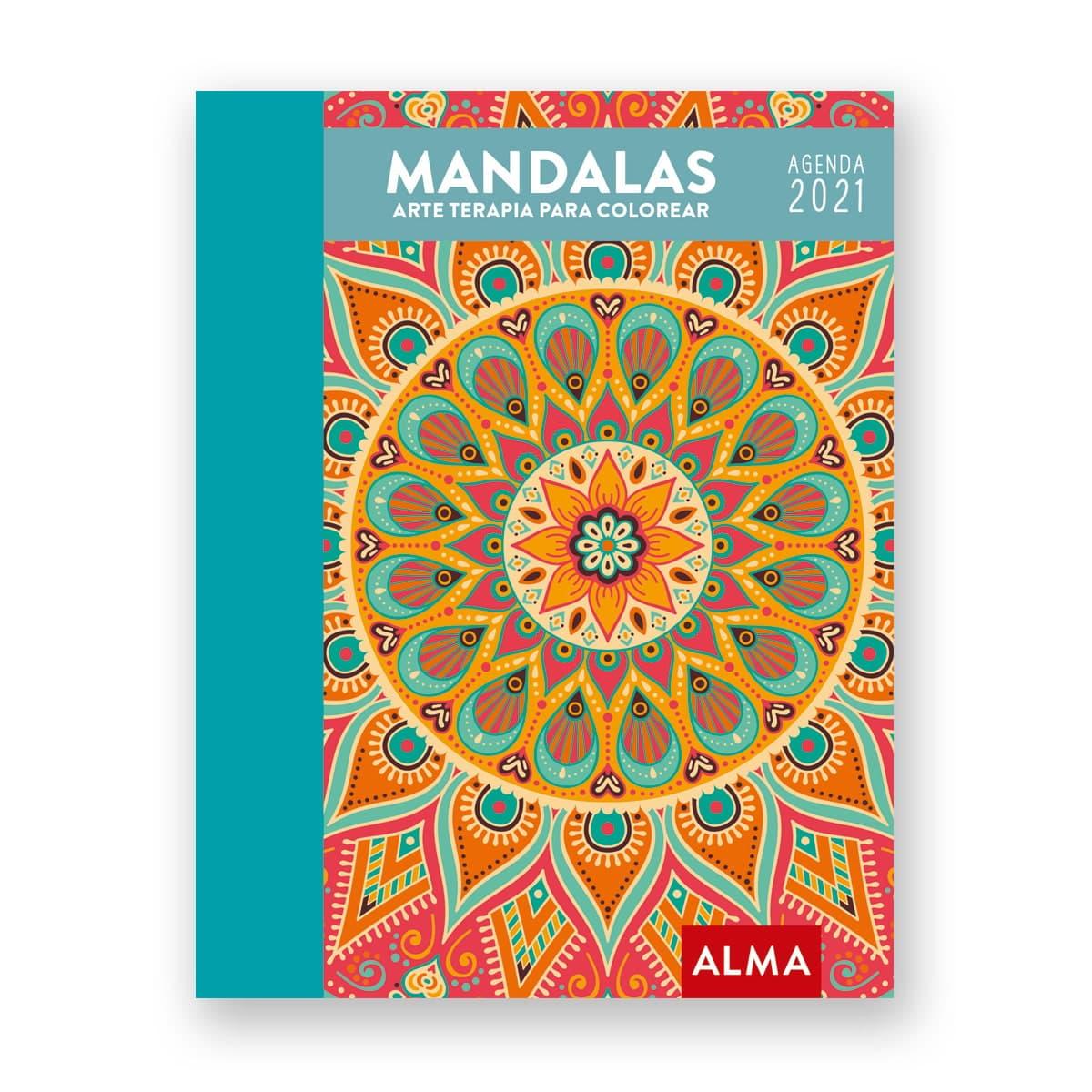 Agenda Mandalas 2021