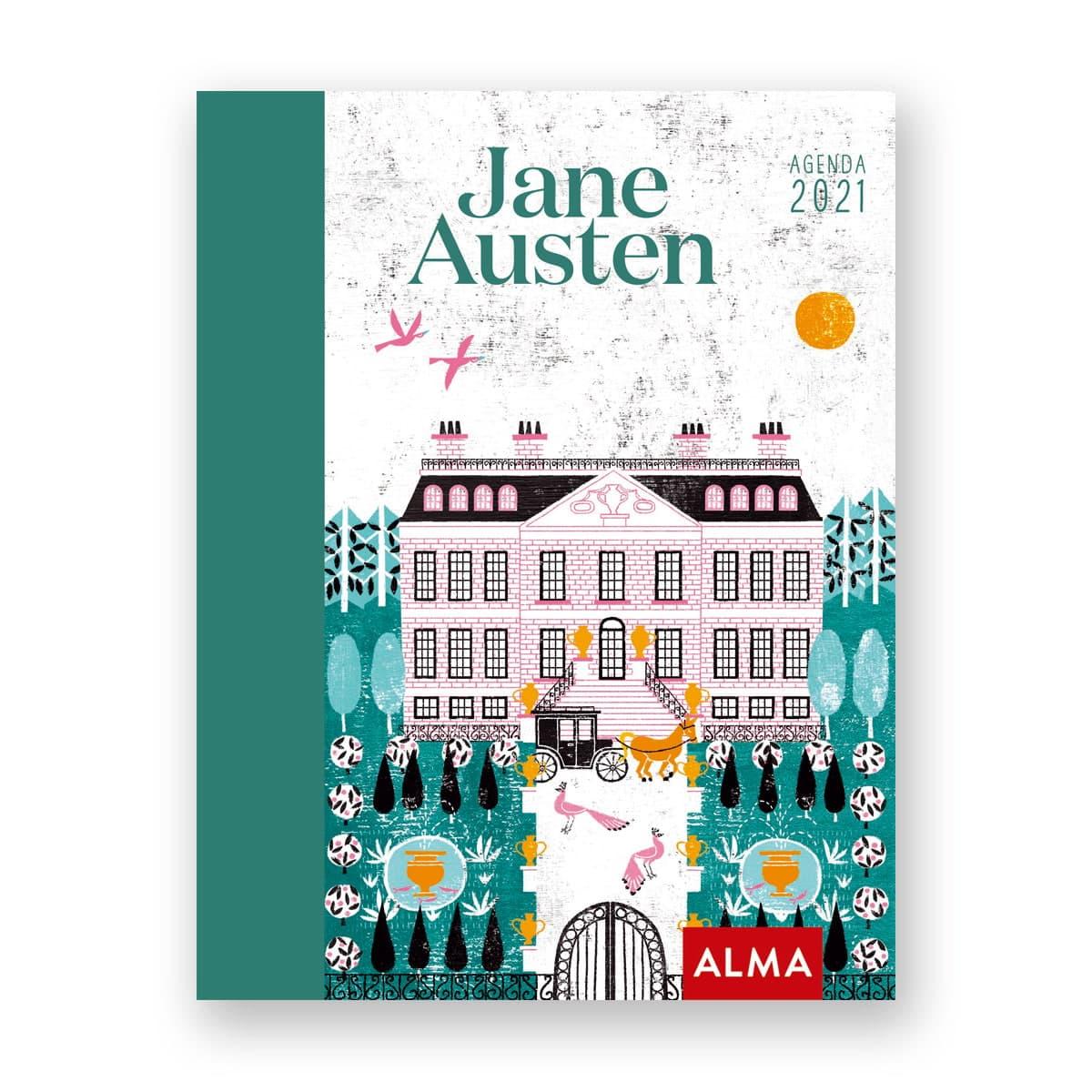 Agenda Jane Austen 2021