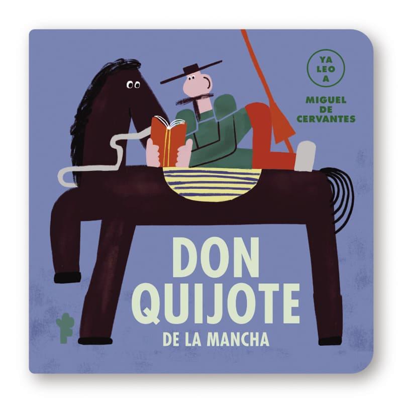 El Quijote (Ya leo a)