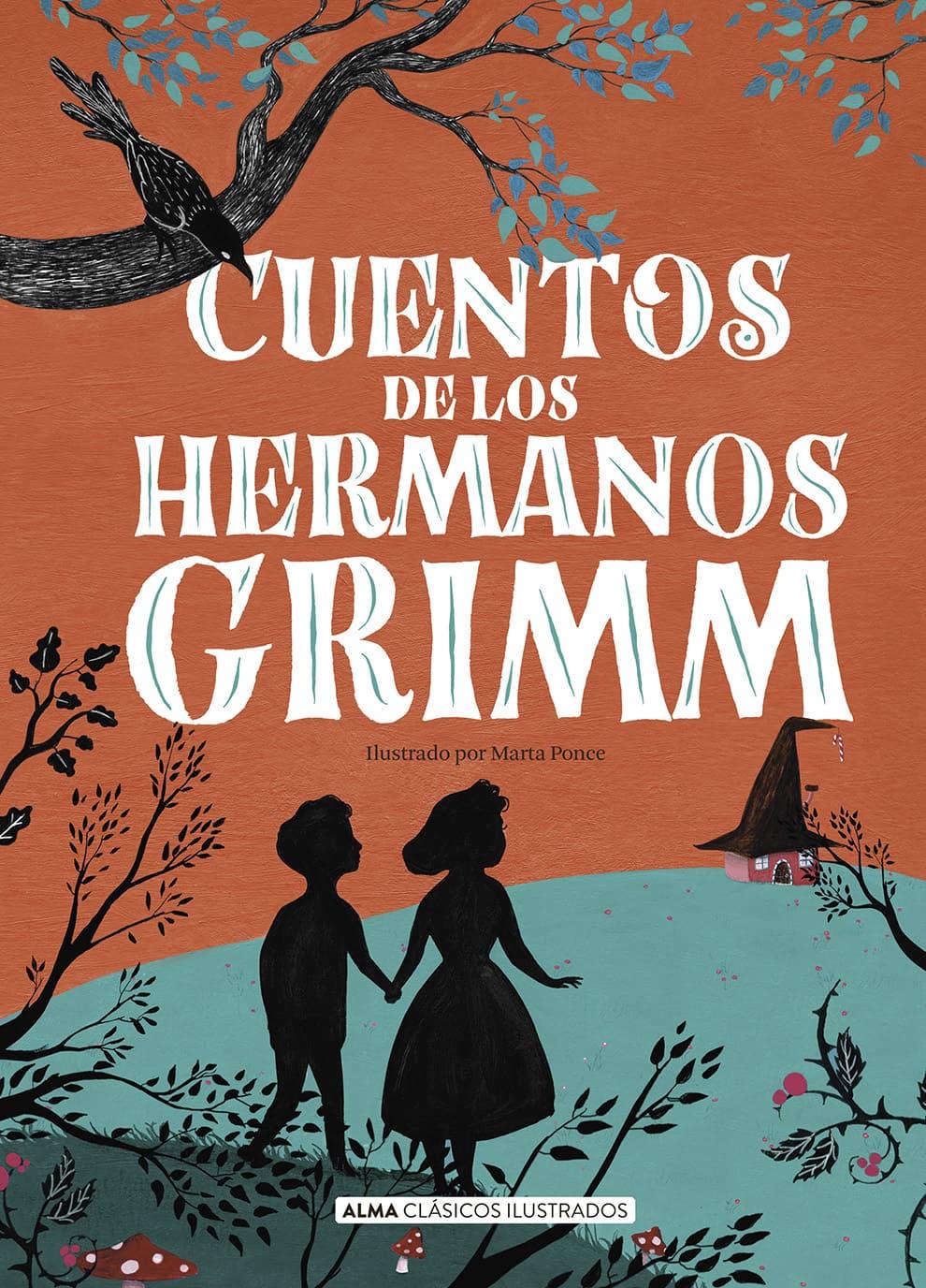 Cuentos de los Hermanos Grimm - il. M. Ponce