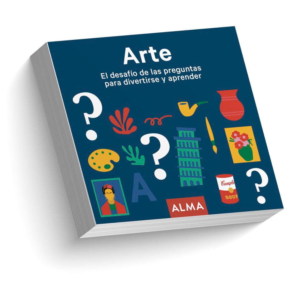 Arte. El desafi�o de las preguntas para divertirse y aprender