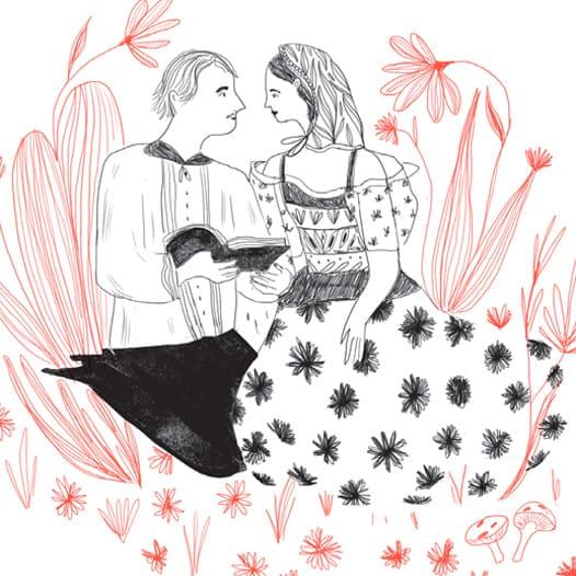 Antología de relatos románticos apasionados