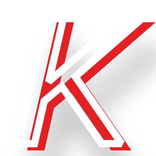 A logo of Ken's website