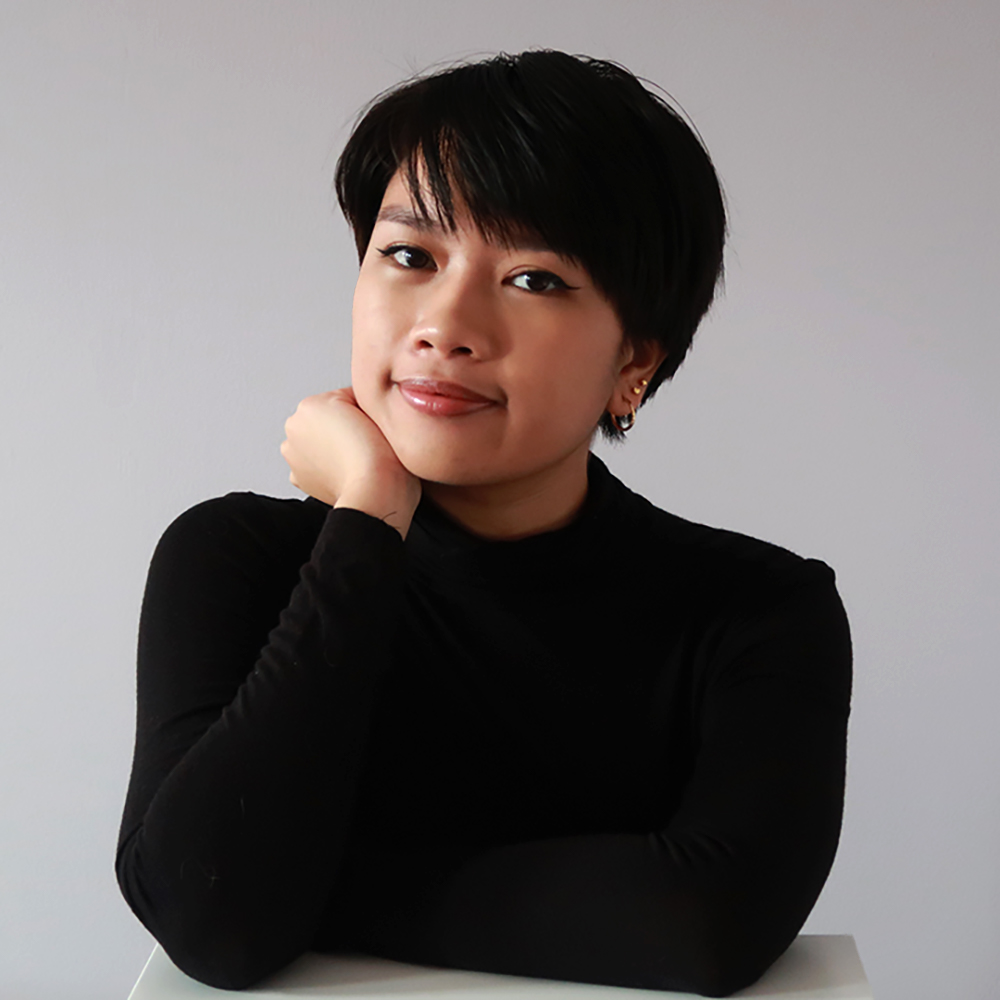 Picture of Rainier Naomi, wearing a black shirt