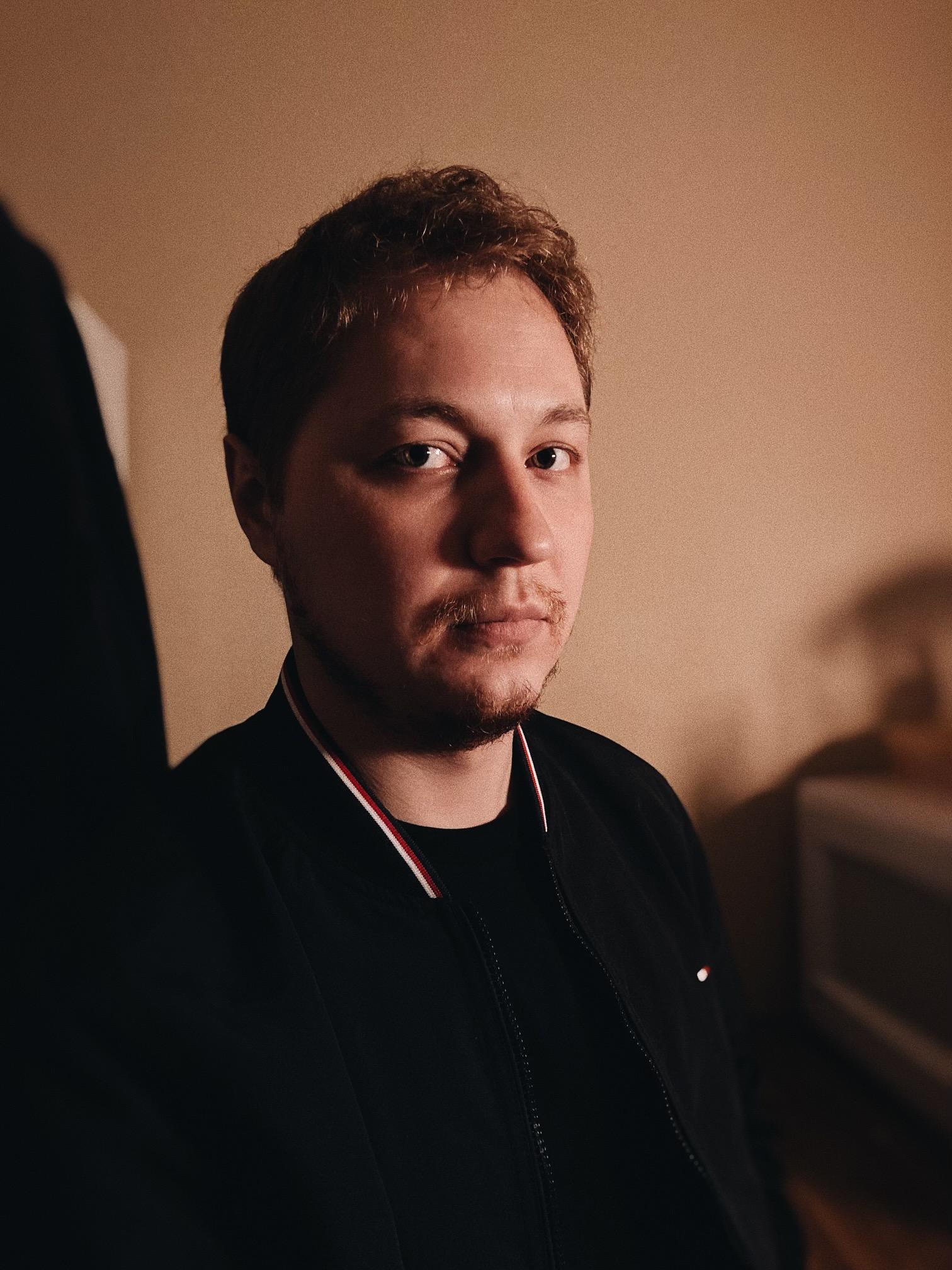 Arthur Gazizov, Film & Television Production Advanced Diploma Program Graduate and aspiring director.