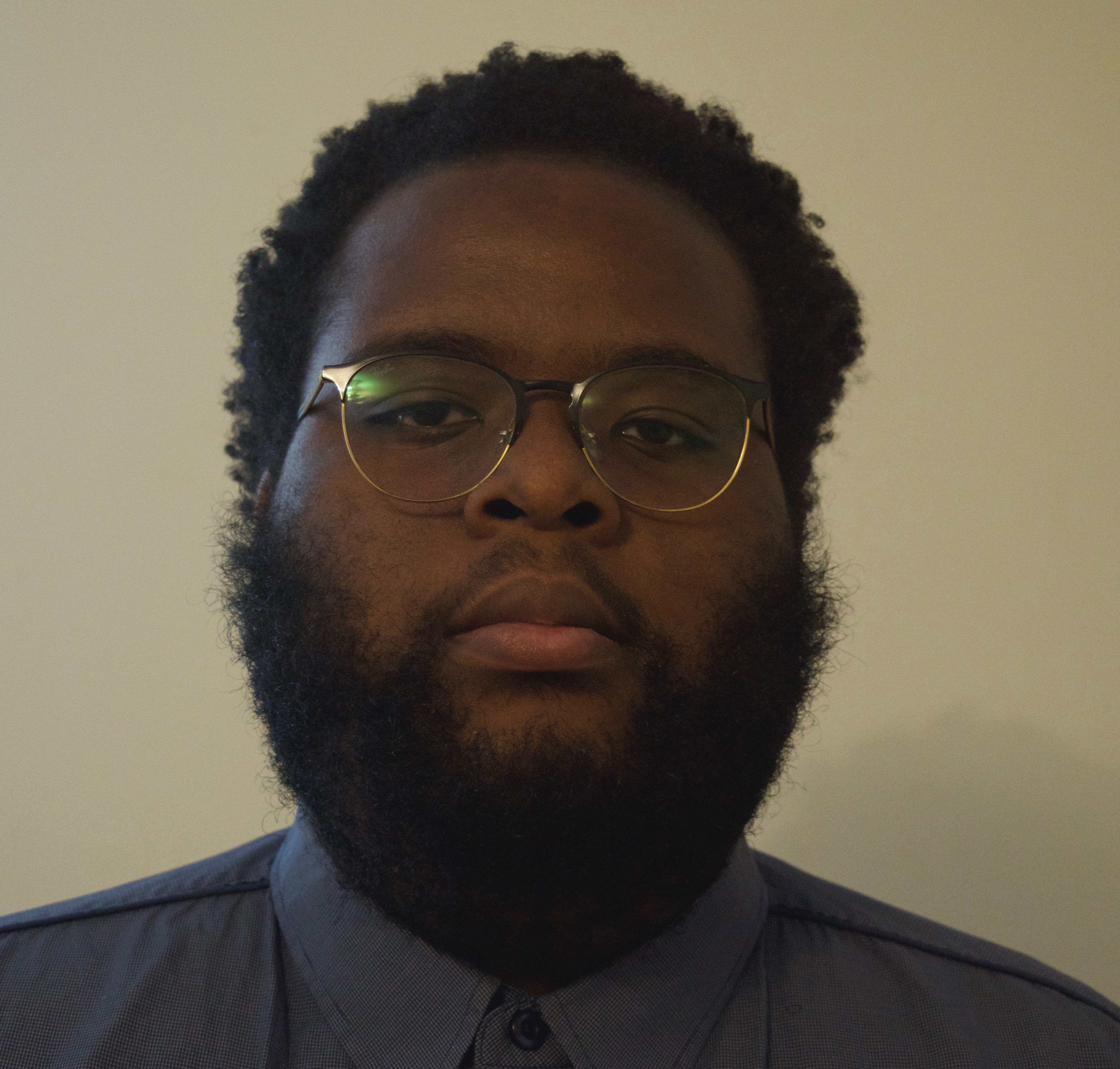 Photo of FMTV Graduate Christopher Collington