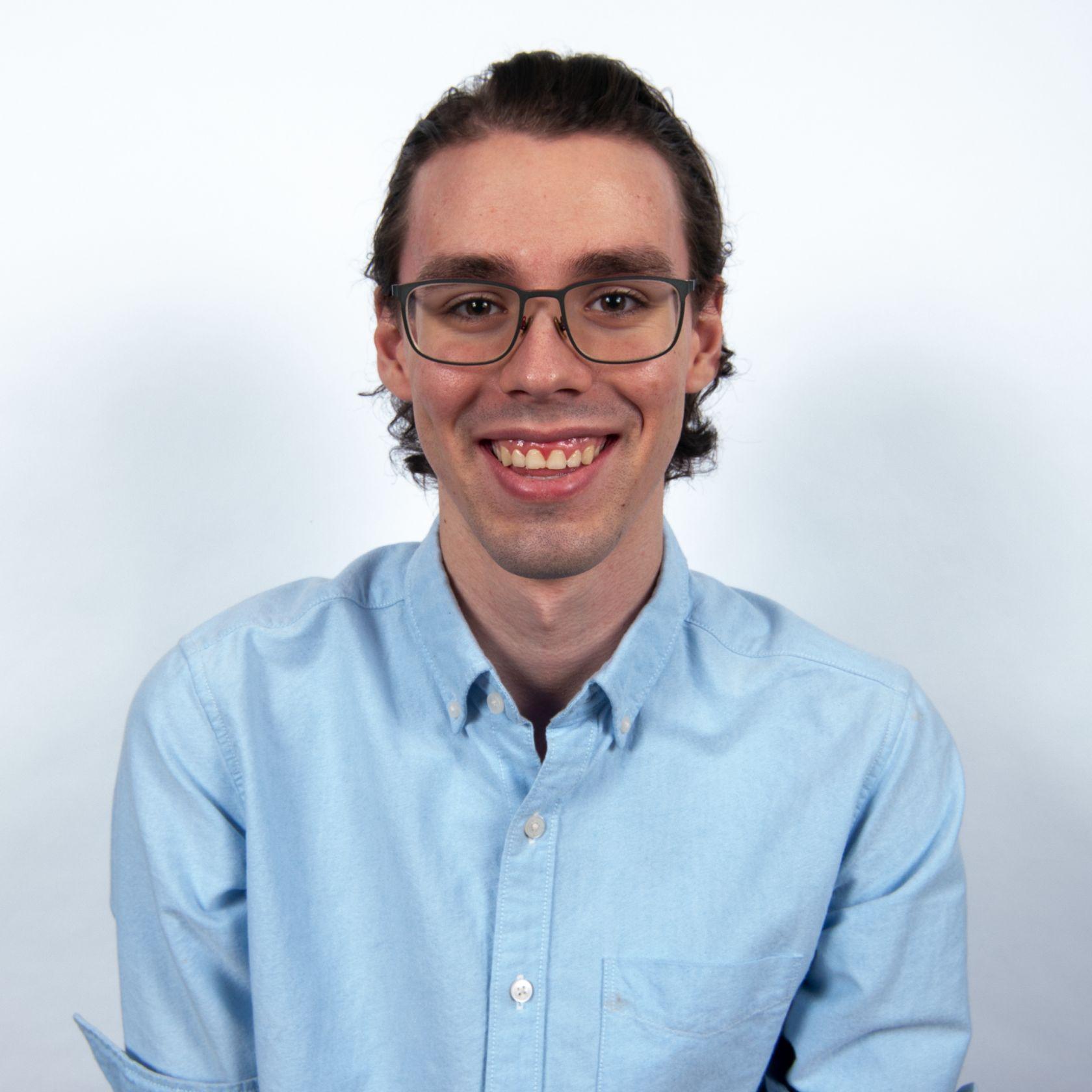Photo of FMTV Graduate Christopher Rupert