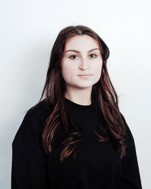 Photo of FMTV graduate Emily Fishman