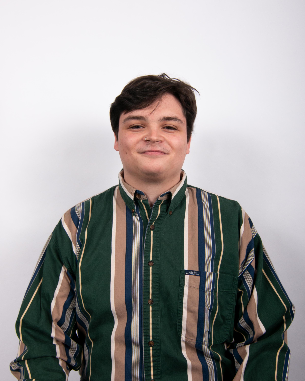 Mason Landry, Film & Television Production Advanced Diploma Program Graduate