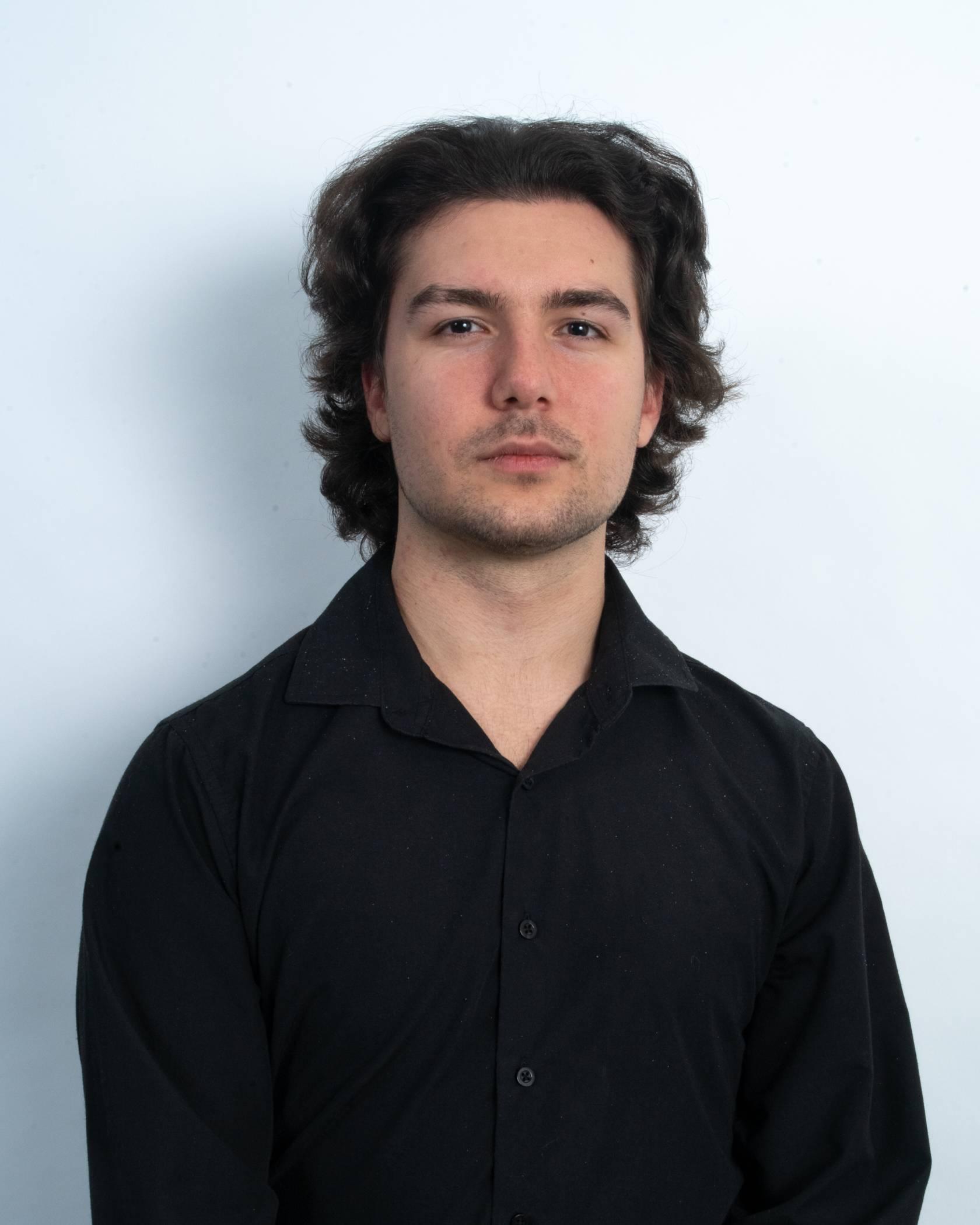 Photo of FMTV Graduate Michael Chiappetta