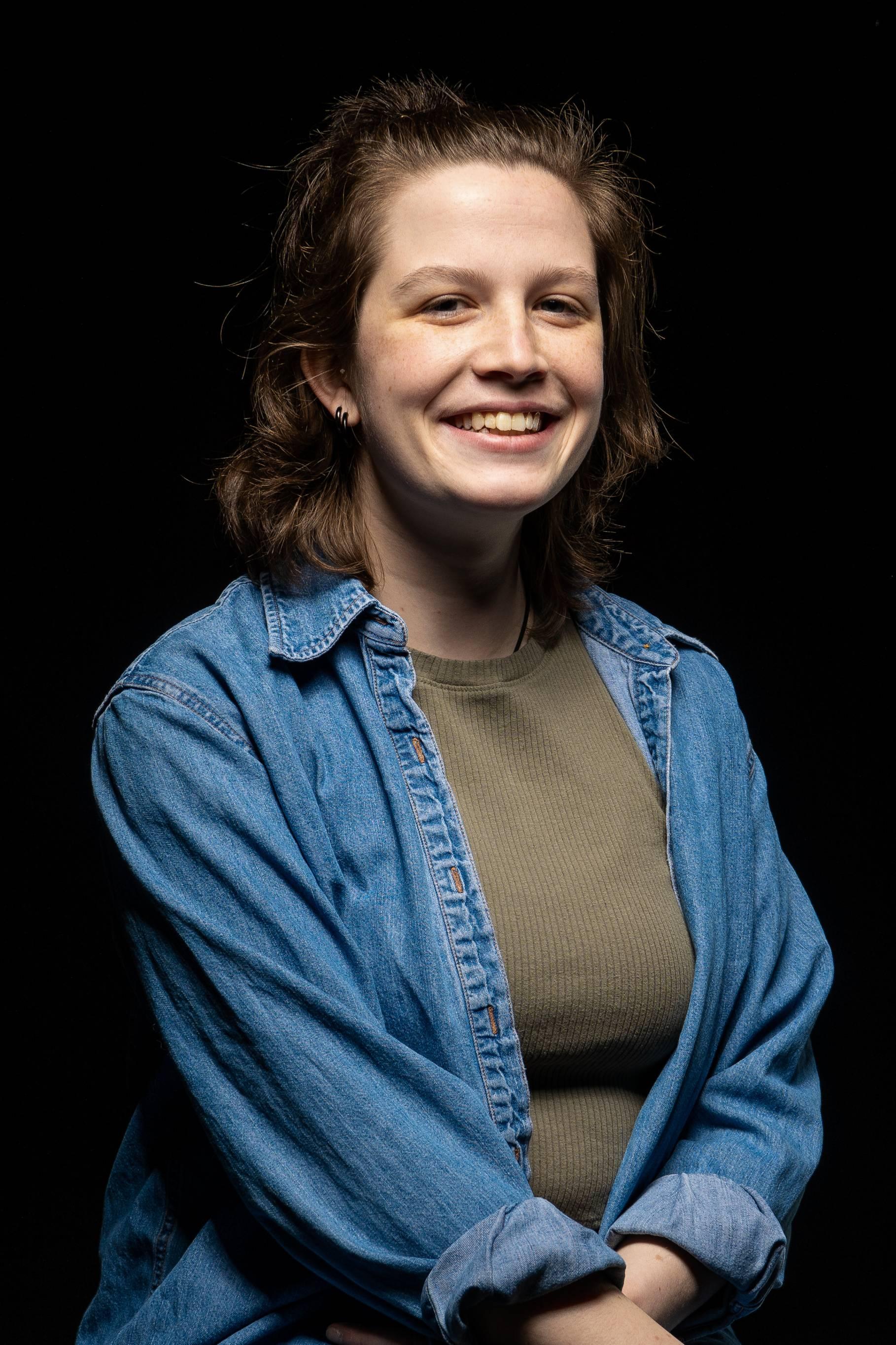 Samantha North, Fim & Television Production Advanced Diploma Program Graduate and aspiring Director