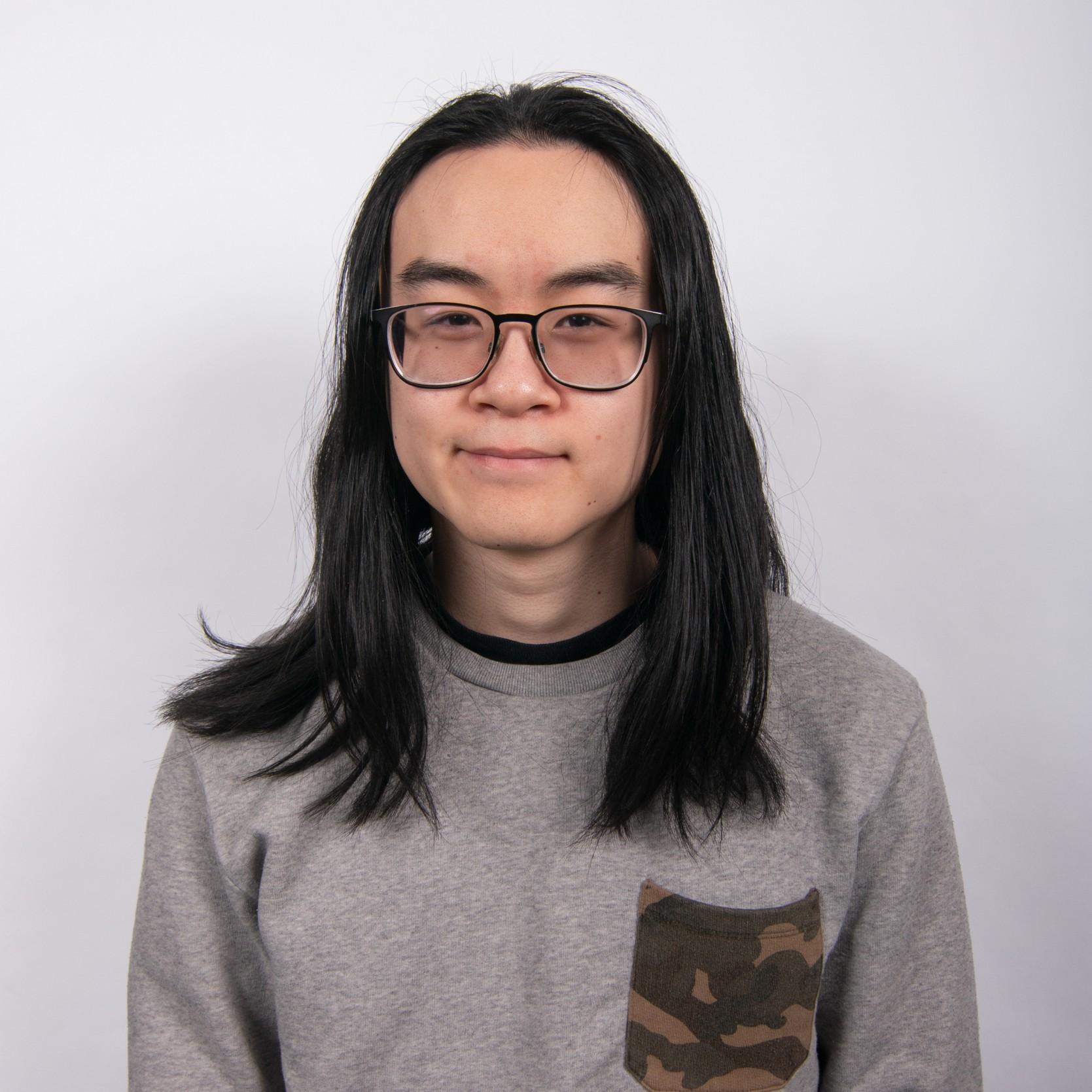Photo of FMTV Graduate Albert Quan.