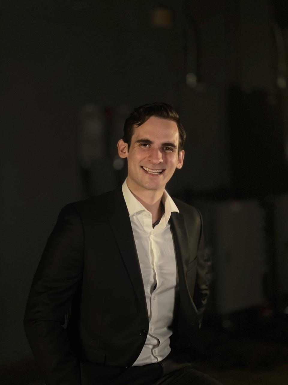 Photo of FMTV graduate Quentin Ferrant