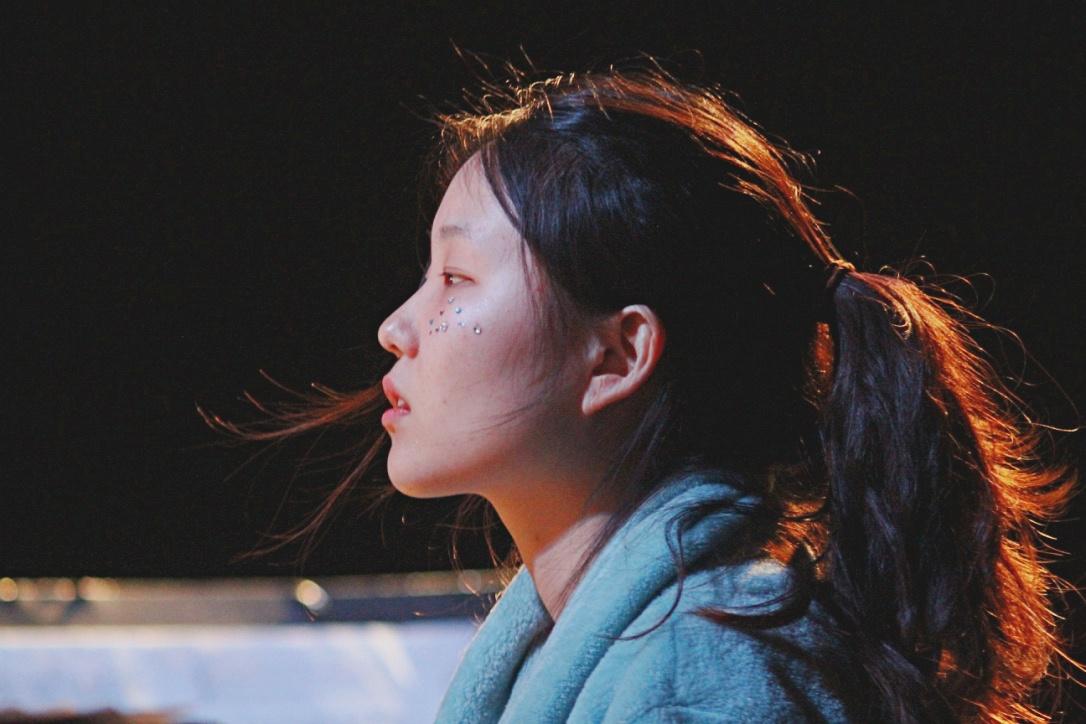 taken at her final recital, 2019
