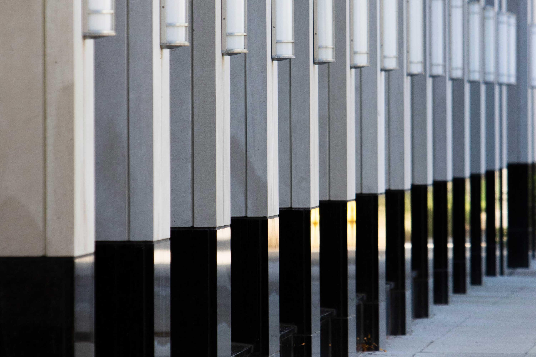 Building exterior details